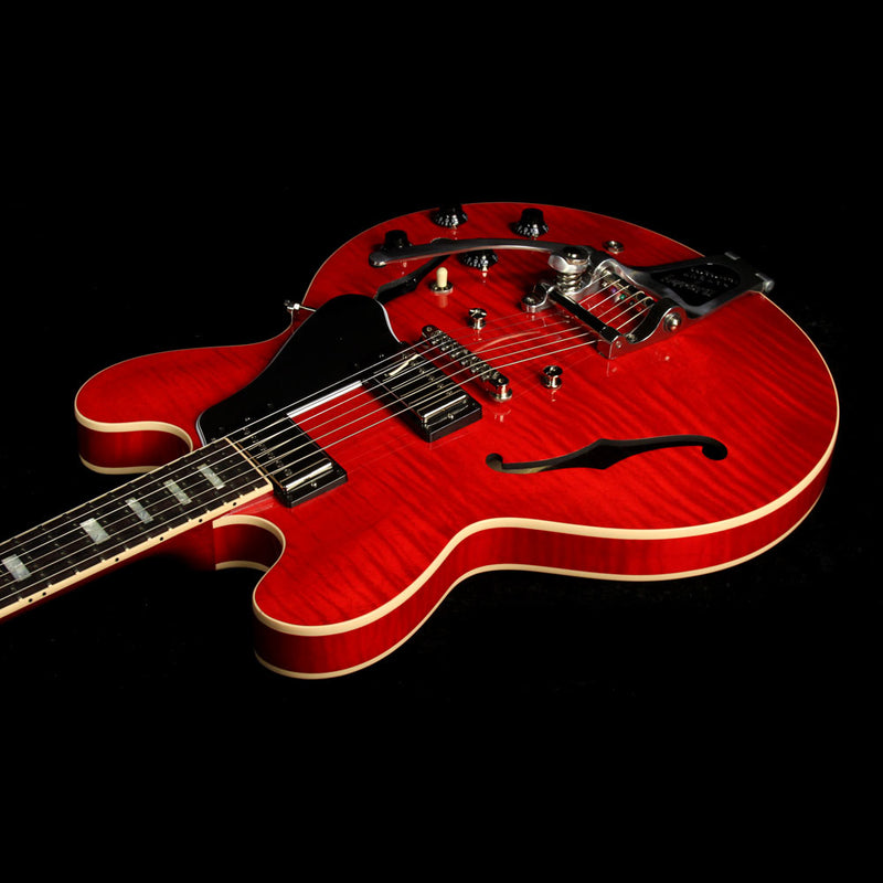 Used 2016 Gibson Memphis ES-335 Electric Guitar Faded Cherry 11136759