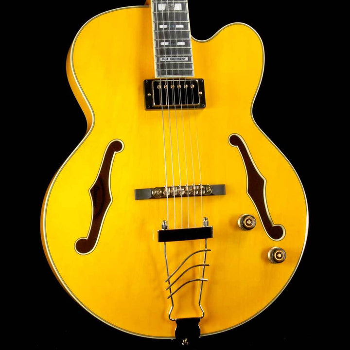 Ibanez PM2 Pat Metheny Signature Hollowbody Natural PM2AA