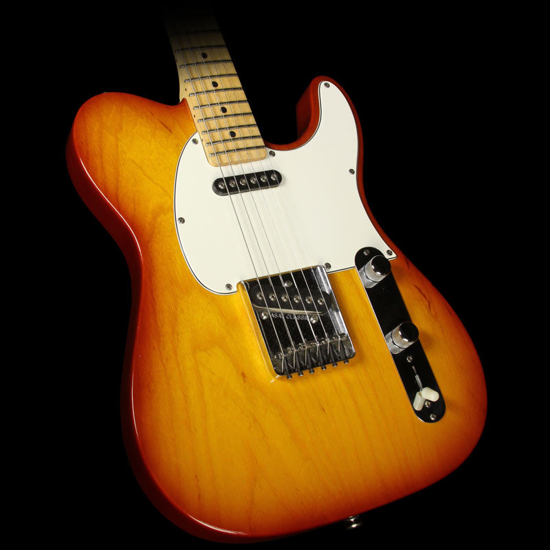 Used 1993 G&L ASAT Classic Electric Guitar Cherry Sunburst