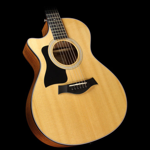 Used Taylor 312ce Grand Concert Left-Handed Acoustic/Electric Guitar Natural
