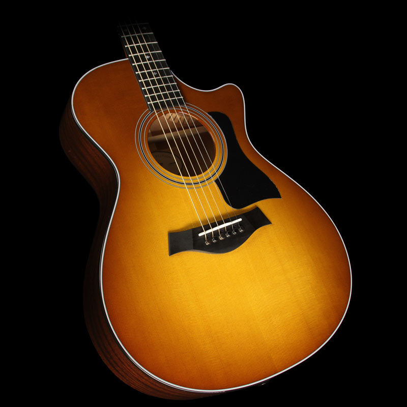 Taylor LTD 312ce Grand Concert Acoustic/Electric Guitar Honey Burst