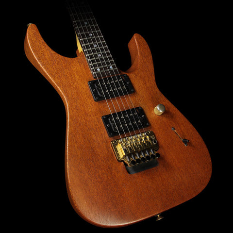 Used 1995 Charvel San Dimas SD-1 Lacewood Electric Guitar Natural