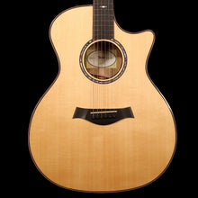 Taylor 714ce-FLTD Fall Limited Black Sassafras Acoustic-Electric Natural 2014