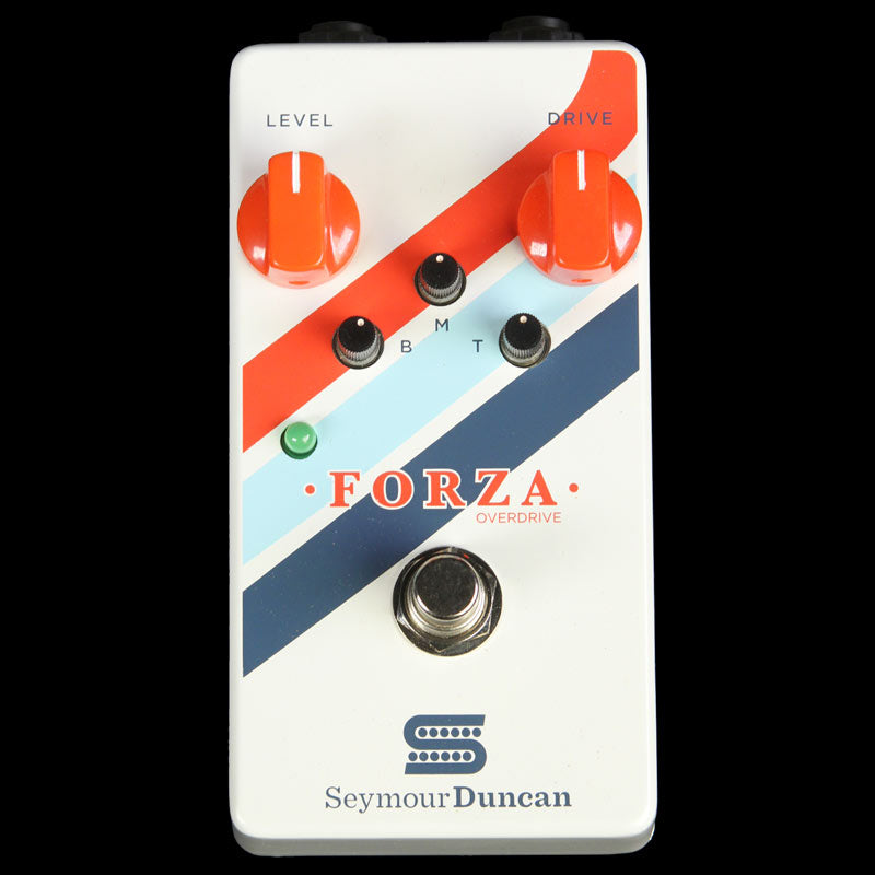 Seymour Duncan Forza Overdrive Effects Pedal