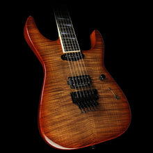 Jackson Custom Select Soloist Electric Guitar Root Beer Burst