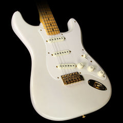 Used 2007 Fender American Vintage 50th Anniversary 1957 Stratocaster Electric Guitar Vintage Blonde
