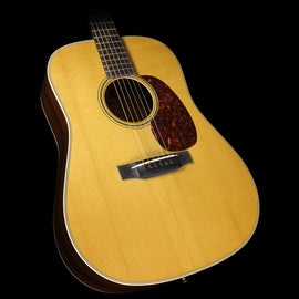 Used 2002 Martin Del McCoury Signature D-28 Acoustic Guitar Natural