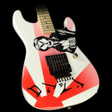 Used 2007 Charvel Custom Shop Warren DeMartini San Dimas Electric Guitar Bomber Graphic