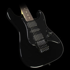 Used 2013 Suhr Classic Electric Guitar with EMG Pickups Black