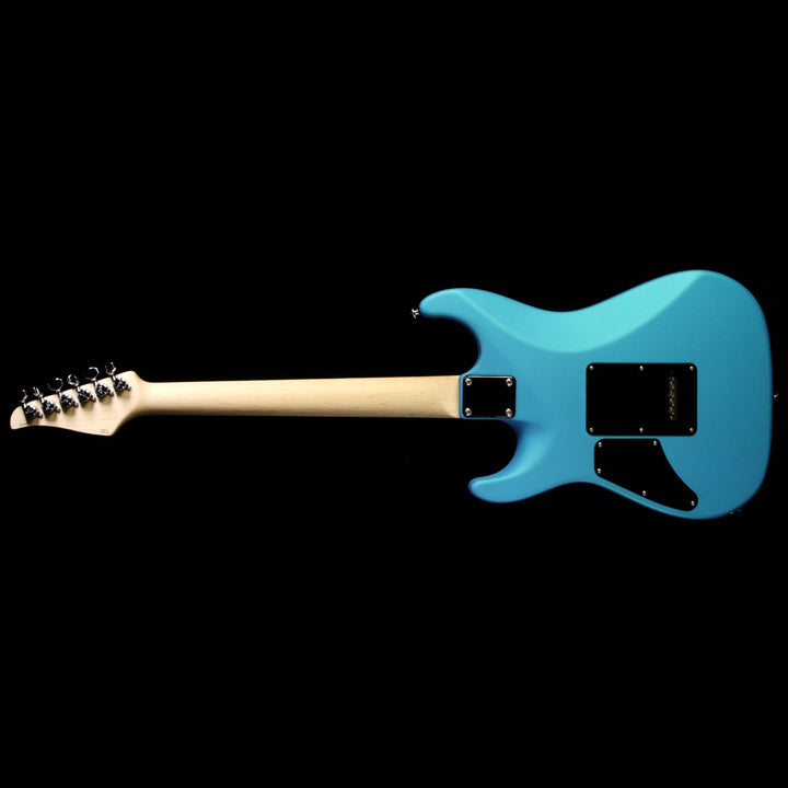 Used Suhr Standard Carve Top Electric Guitar Blue Chill JS8R0T