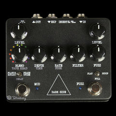 Keeley Dark Side Fuzz & Modulation Effects Pedal