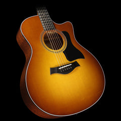 Taylor 316ce Grand Symphony Acoustic/Electric Guitar Honey Sunburst