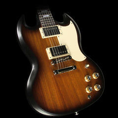 2017 Gibson SG Special T Electric Guitar Satin Vintage Sunburst