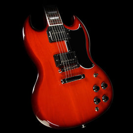 2017 Gibson SG Standard T Electric Guitar Cherry Burst
