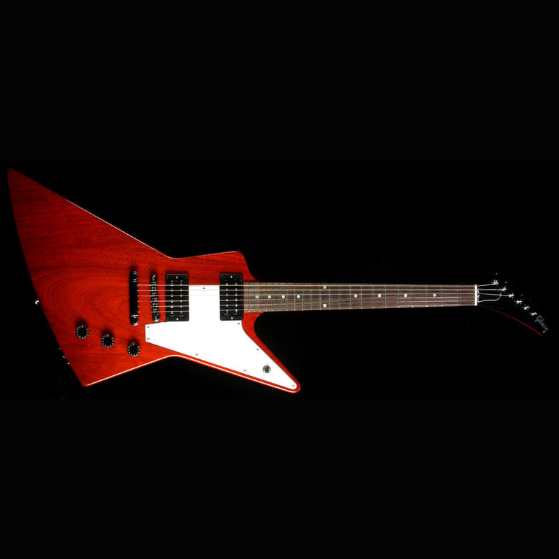 Used 2017 Gibson Explorer T Electric Guitar Heritage Cherry DSX17HCCH1