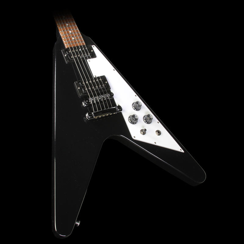 2017 Gibson Flying V T Electric Guitar Ebony