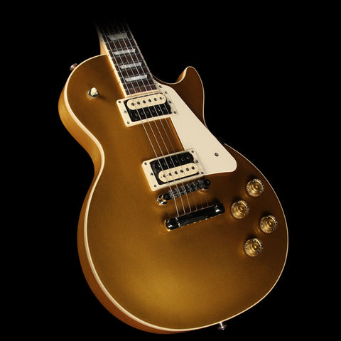 2017 Gibson Les Paul Classic T Electric Guitar Goldtop