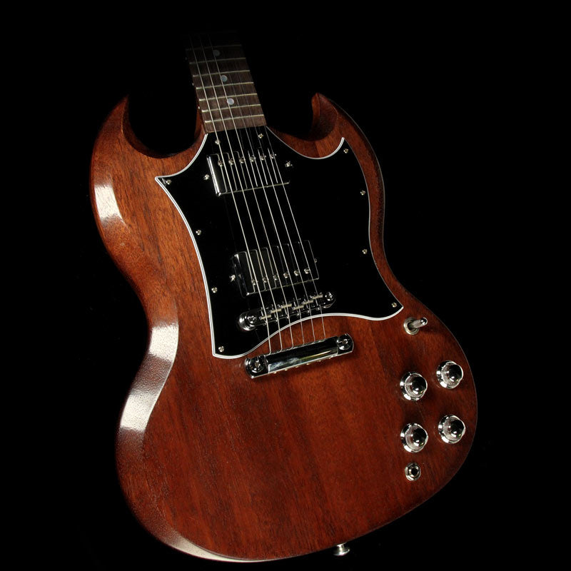 Used 2017 Gibson SG Faded HP Electric Guitar Worn Brown