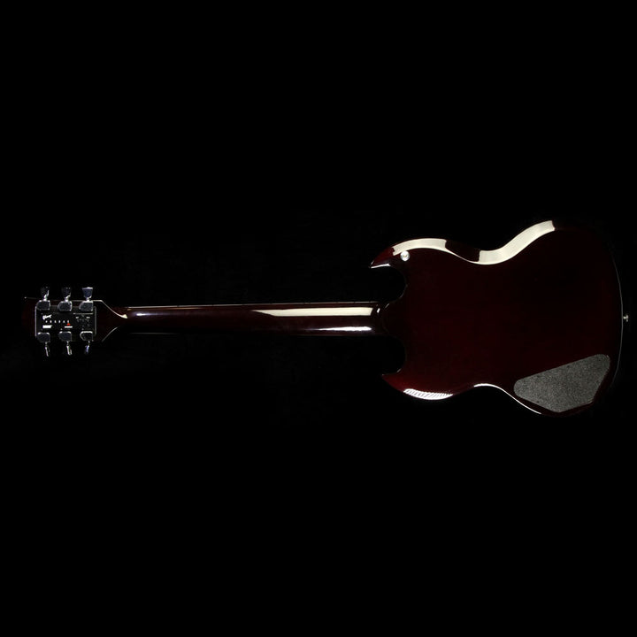 used gibson sg standard high performance electric guitar cherry burst the music zoo. Black Bedroom Furniture Sets. Home Design Ideas