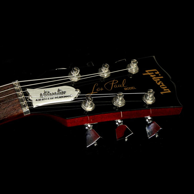 Used 2017 Gibson Les Paul Studio HP Electric Guitar Wine Red HLPST17WRCH1