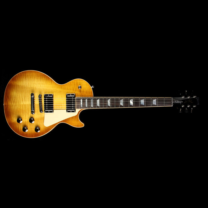 Used 2017 Gibson Les Paul Traditional HP Electric Guitar Honey Burst 170059289