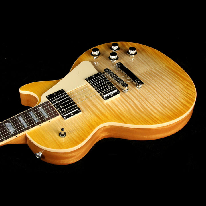 Used 2017 Gibson Les Paul Traditional HP Electric Guitar Antique Burst 170054033