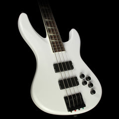 Jackson Pro Series Chris Beattie Signature Concert Electric Bass White