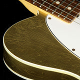 Used 2012 Fender Custom Shop '59 Esquire Relic Electric Guitar Aztec Gold