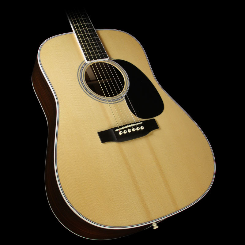 Used 2010 Martin Limited Edition D-35 Maury Muehleisen Custom Dreadnought Acoustic Guitar Natural