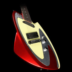 Eastwood Backlund Model 100 Electric Guitar Red with Case