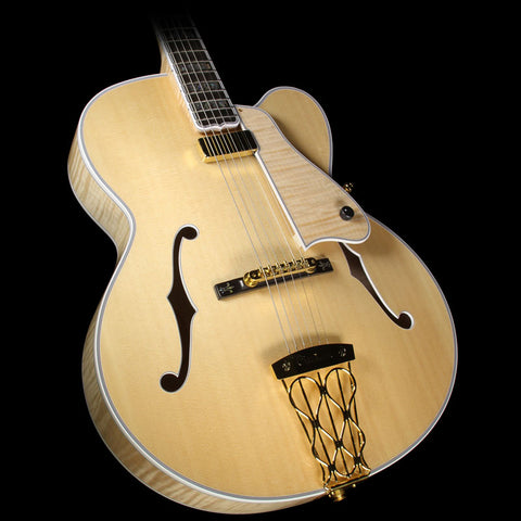 Gibson Custom Shop Citation Archtop Electric Guitar Natural