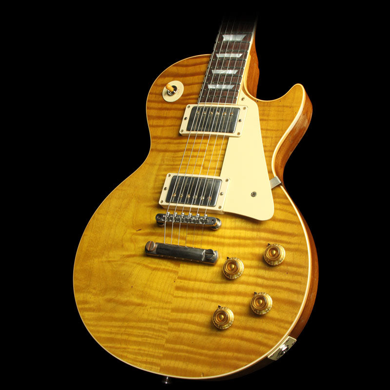 Gibson Custom Shop Collectors Choice #45 1959 Les Paul Reissue Electric Guitar Danger Burst