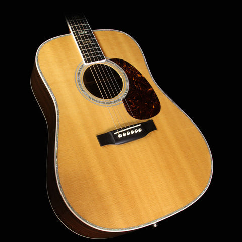Used 2012 Martin D-41 Dreadnought East Indian Rosewood Acoustic Guitar Natural