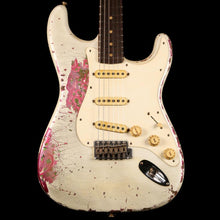Fender Custom Shop '60 Stratocaster Roasted Alder Masterbuilt Jason Smith Olympic Pearl over Paisley
