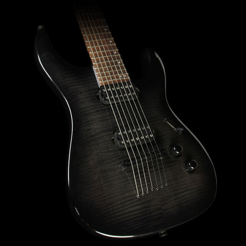 Legator Ninja-200 SE 7-String Electric Guitar Black