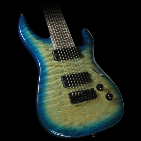 Legator Ninja-200 SE 8-String Electric Guitar Aquaburst