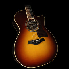 Taylor 814ce Grand Auditorium Acoustic/Electric Guitar Sunburst