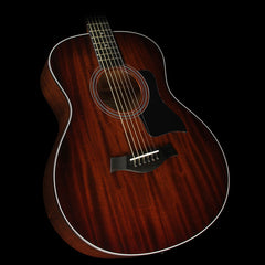 Taylor 326e Baritone Mahogany Top Grand Symphony Acoustic/Electric Guitar Shaded Edgeburst