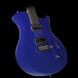 Relish Marine Mary Wood Frame Electric Guitar Blue