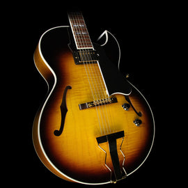 Gibson Custom Shop Made 2 Measure ES-175 Single-Pickup Hollowbody Electric Guitar Vintage Sunburst