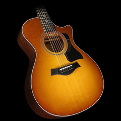 Taylor 312ce LTD Grand Concert Acoustic/Electric Guitar Honey Burst