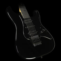 Used 2016 Suhr Classic Alder Electric Guitar All Black