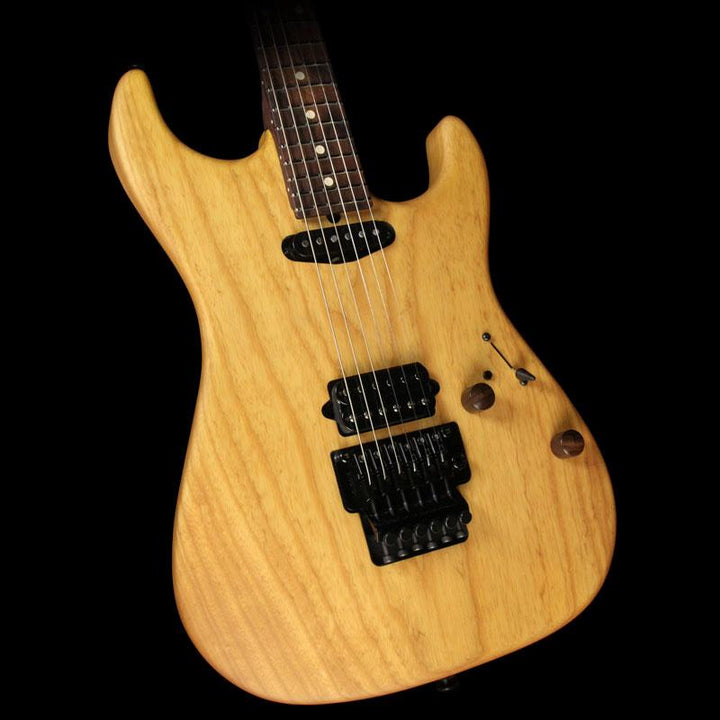 Suhr Standard Swamp Ash Electric Guitar Natural with Indian Rosewood Neck JS3Y6A