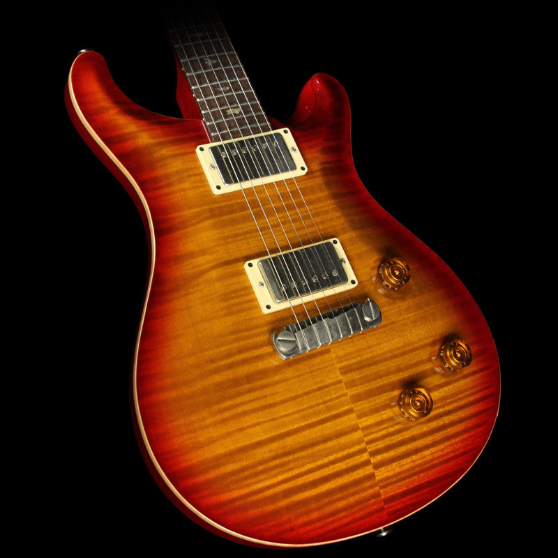 Used 2003 Paul Reed Smith Custom 22 Electric Guitar Dark Cherry Sunburst