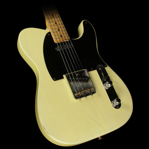 Used Fender 1953 Esquire Electric Guitar Blonde