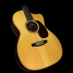 Used Goodall Traditional 000 Cutaway Acoustic-Electric Guitar Natural