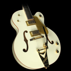 Used Gretsch G6136T-59GE  Vintage Select White Falcon Electric Guitar