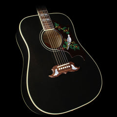 Gibson Montana Limited Edition Dove Acoustic Guitar Transparent Ebony