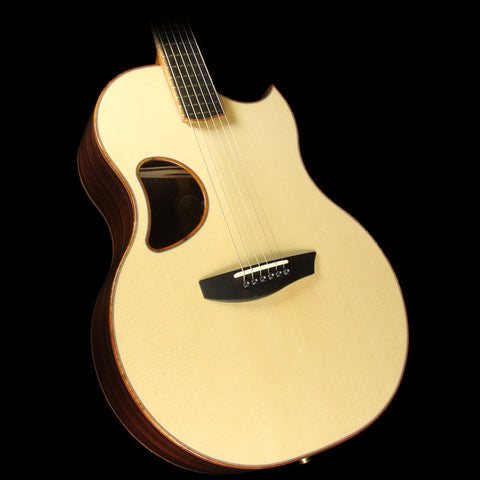 McPherson Camrielle 3.5 Engelmann Spruce and Indian Rosewood Acoustic-Electric Guitar Natural
