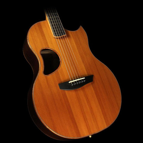 McPherson Camrielle 3.5 California Redwood and East Indian Rosewood Acoustic-Electric Guitar Natural